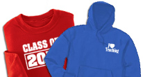 Click here to see our custom imprinted Sweatshirts
