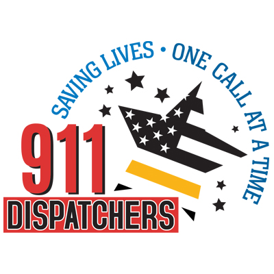 911 Dispatchers Saving Lives One Call At A Time Theme from Positive Promotions