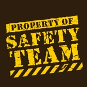 Safety Team Theme from Positive Promotions