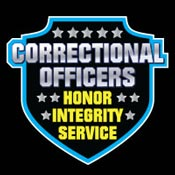 Correctional Officers Honor Integrity Service Theme from Positive Promotions