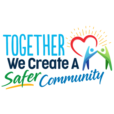 Together We Can Create A Safer Community Theme from Positive Promotions