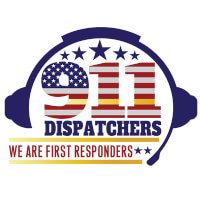 911 Dispatchers We Are The First Responders Theme from Positive Promotions