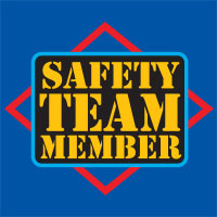 Safety Team Member Theme from Positive Promotions