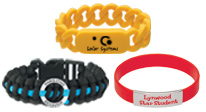 Click here to see our school custom bracelets