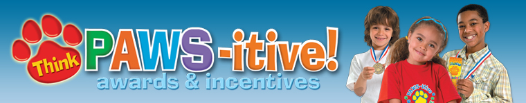 PAWS-itive Awards & Incentives