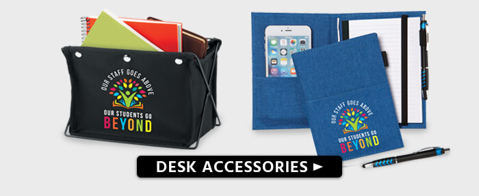 Teachers and staff desk accessories appreciation and recognition gifts