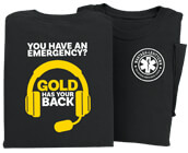 Boost professional pride with these Dispatchers Bragging Rights T-Shirts