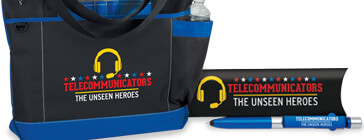 Telecommunicators The Unseen Heroes theme gifts