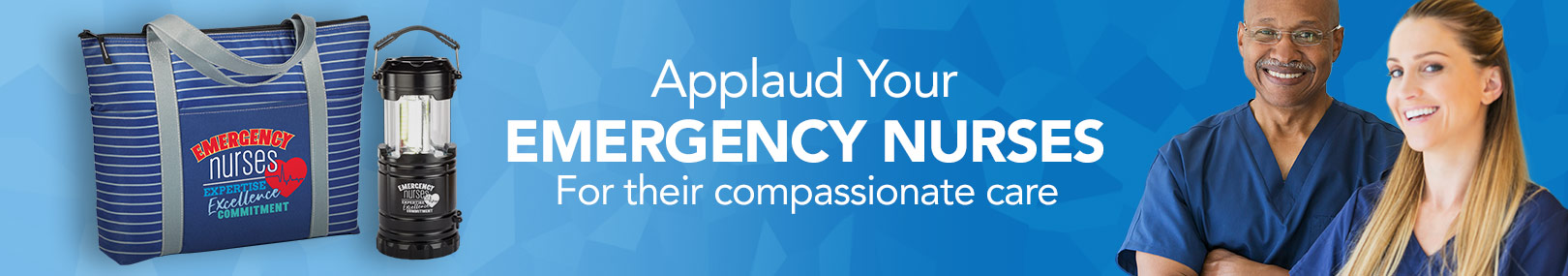 Emergency Nurses Gifts from Positive Promotions