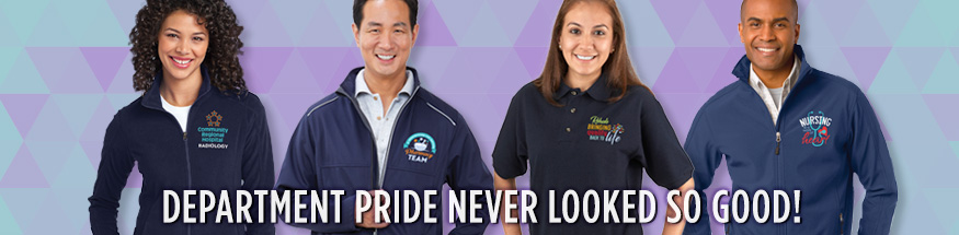 Healthcare Team Wear from Positive Promotions