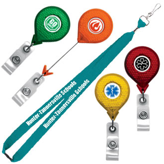 Promotional Lanyards & Badge Holders