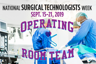 What's Trending National Surgical Technologists Week