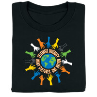 Celebrate Diversity: Many Cultures, One Nation T-shirt