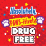 PAWS-itively Drug Free