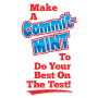 Make A Commit-mint To Do Your Best On The Test