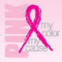 Pink My Color My Cause