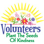 Volunteers Plant The Seeds Of Kindness