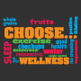 Wellness Word Cloud