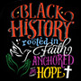 Black History Rooted In Faith Anchored In Hope