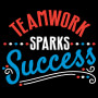 Teamwork Sparks Success