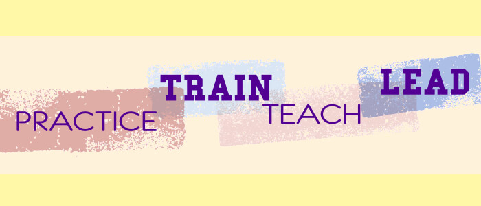 Focus on one or two new concepts per teacher training