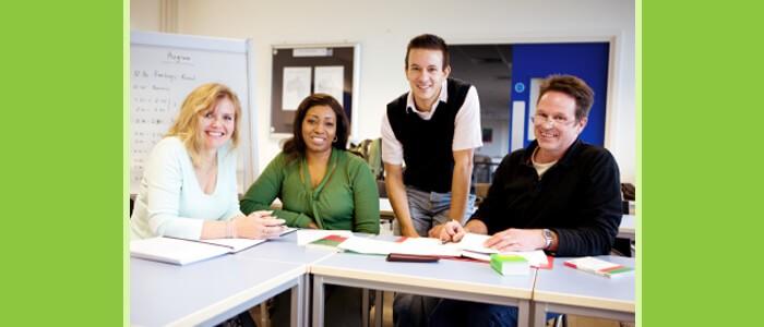 Encourage teachers to organize professional-development activities