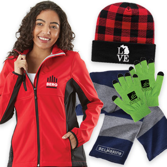 Seasonal Apparel Gifts. Winter apparel. Holiday apparel