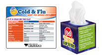 Raise flu and cold prevention awareness throughout your community. Cold and flu prevention incentives