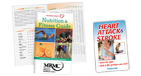 Healthy heart educational and inspirational gifts