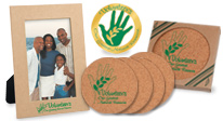 volunteer appreciation, volunteer recognition Eco-friendly gifts.