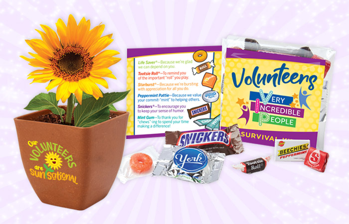 Volunteers Recognition and Appreciation Essentials Gifts