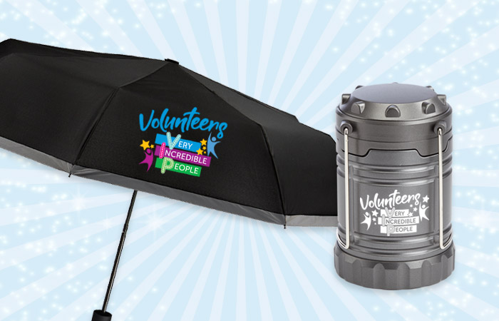 Volunteers Recognition and Appreciation Outdoor gifts