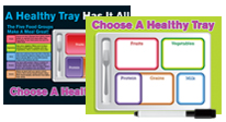Teach Kids To Build Their School Meal Tray The Healthy Way!