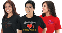 Women's Health Apparel