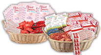 Women's Health Baskets Assortment