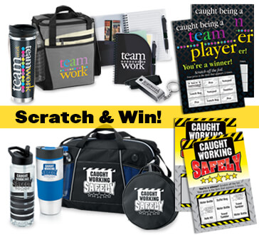 Click Here To See Our scratch & win prize packs.