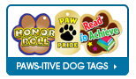 Pawsitive Dog Tags
