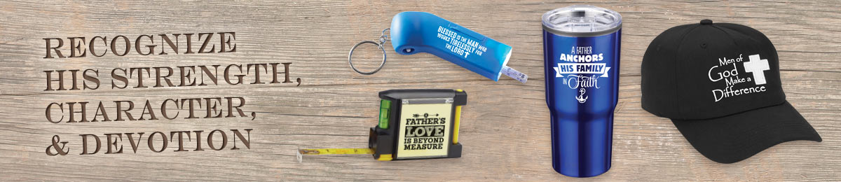 Fathers day pens from Positive Promotions