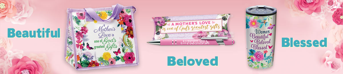 Mothers day bookmarks from Positive Promotions