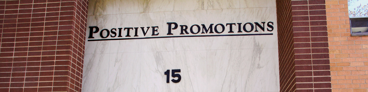 Positive promotions contact info