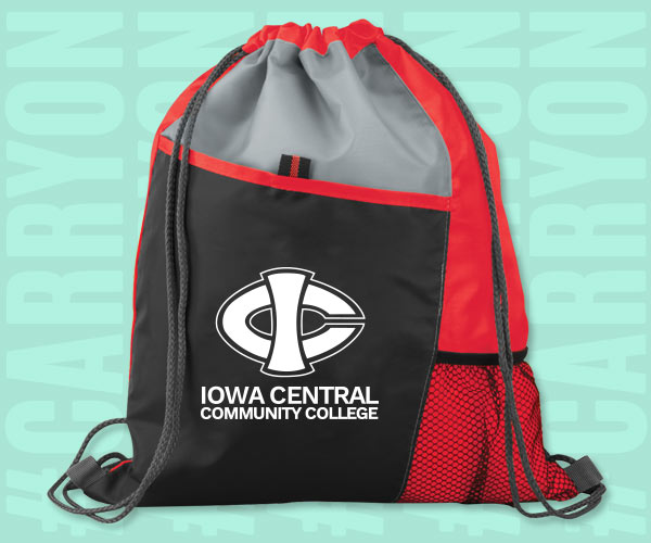 College Recruitment And Orientation Bags