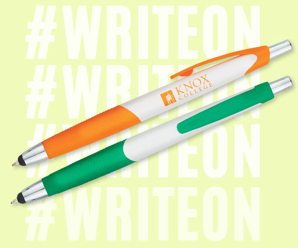 College Recruitment And Orientation Pens
