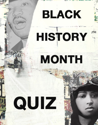 Black History Month Quiz/Trivia