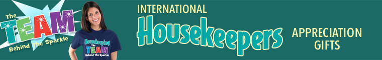 International Housekeepers Week