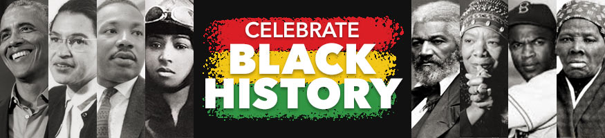 Black history month t-shirts from Positive Promotions