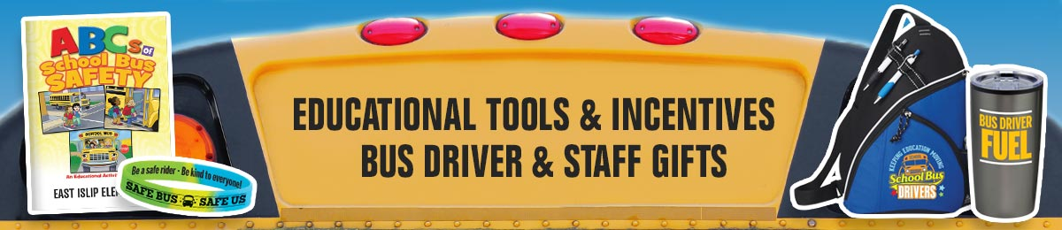 School Bus Safety Apparel from Positive Promotions
