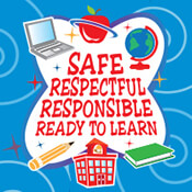 Safe Respectful Responsible Ready To Learn Theme from Positive Promotions