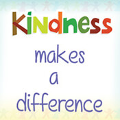 Kindness Makes A Difference Theme from Positive Promotions