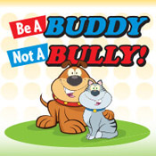 Be A Buddy Not A Bully (NEW!) Theme from Positive Promotions