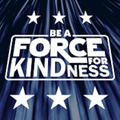 Be A Force For Kindness Theme from Positive Promotions